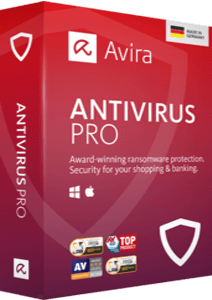 Avira Antivirus Box