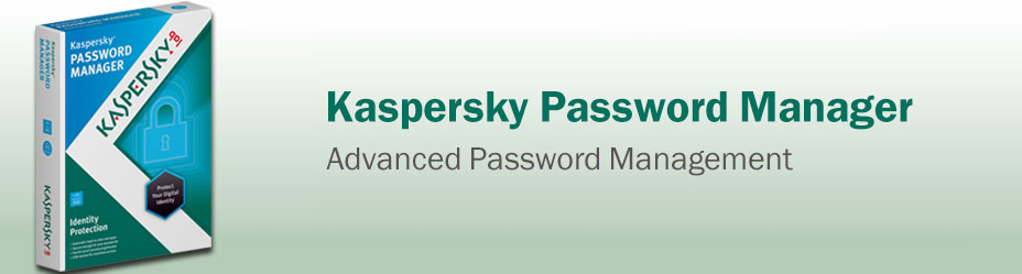 Kaspersky Password Manager Banner