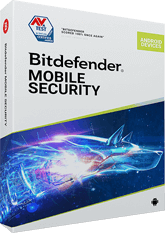 Bitdefender Mobile Security For Android Box