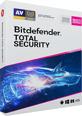 Bitdefender Total Security Box