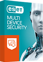 Eset Multi-Device Security Pack box