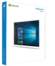 Windows 10 Home - box
