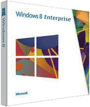 Windows 8.1 Enterprise - box